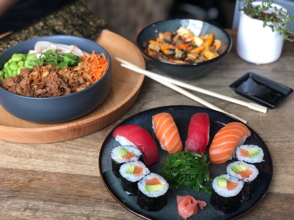 Sushi bâ : Cuisine japonaise et tendance, spécialisé en livraison