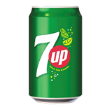 7UP 33 cl