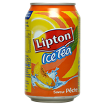 ICE TEA PECHE 33CL